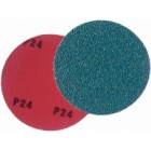 Floor Mechanics Cloth Zirconia Grip Discs