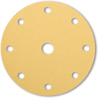"Floor Mechanics 6"" × 9 Hole Grip Discs for Festool Sander"