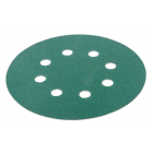 "Bona 5"" x 8 Hole Green Ceramic Paper"