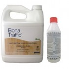 Bona Traffic Waterborne Hardwood Floor Finish - Semi-Gloss