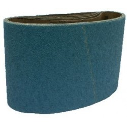 "FM 7 7/8"" X 29 1/2"" 100 Grit  Blue Zirconia  Floor Belt"