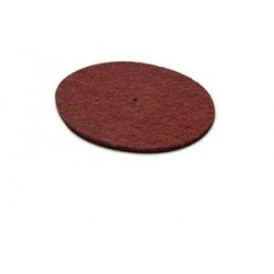 7 x 7/8 - Maroon Edger Disc Backup Pad