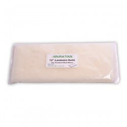 Genuine Lambskin Wood Block Refill - 12 inch