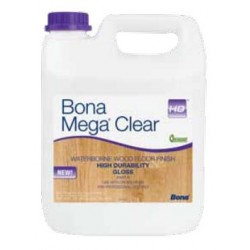 Bona Mega Clear HD - Semi-Gloss